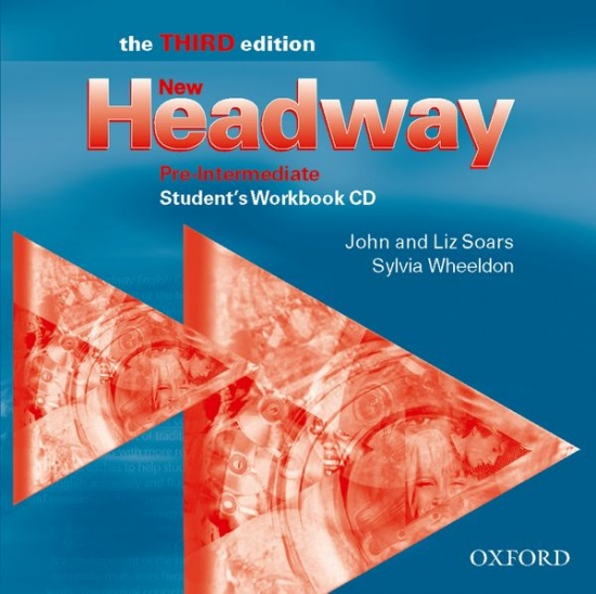 New Headway Pre-Intermediate Third Edition (new ed.) WORKBOOK CD - výprodej