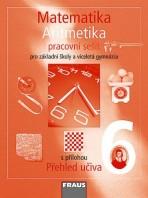 Matematika 6 pro ZŠ a VG Aritmetika Pracovní sešit