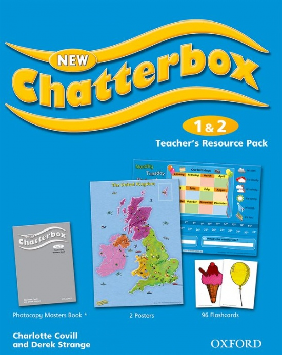 NEW CHATTERBOX 1+2 TEACHER´S RESOURCE PACK