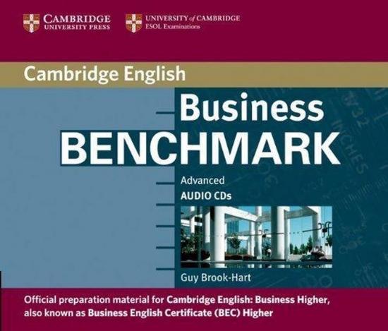 Business Benchmark Advanced Audio CD BEC Higher