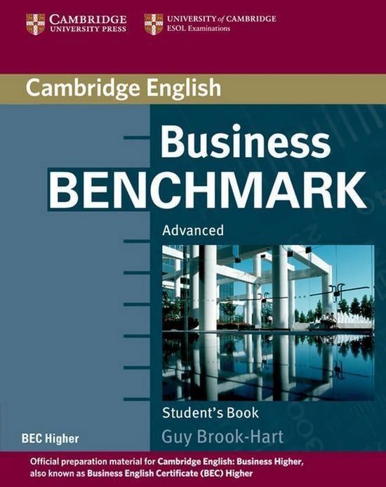Business Benchmark Advanced Teachers Resource Book BEC and BULATS edition : 9780521672962