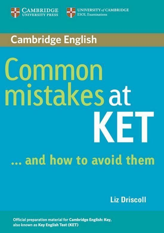 Common Mistakes at KET