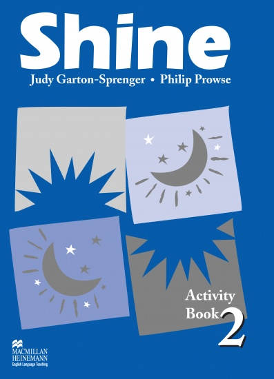 Shine 2 Activity Book International : 9780435255527