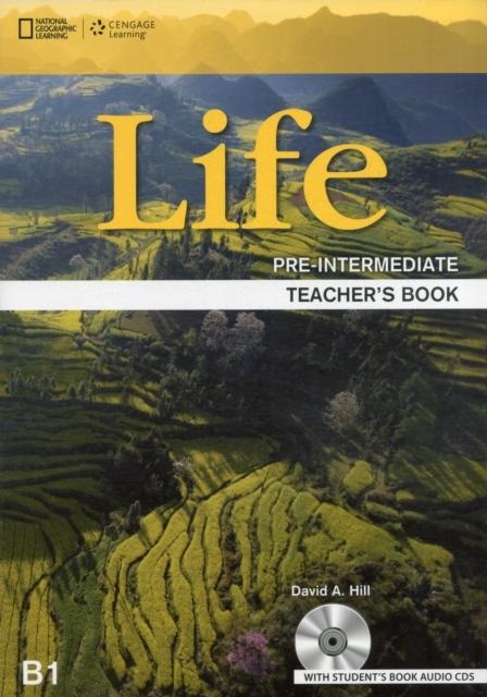 Life Pre-intermediate Teacher´s Book + Audio CD