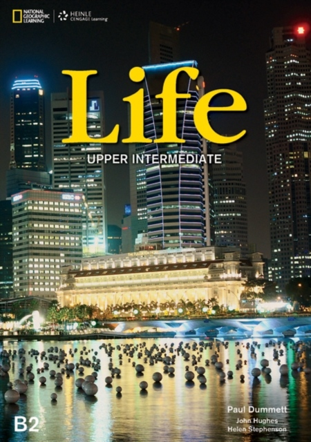 Life Upper Intermediate Student´s Book + DVD