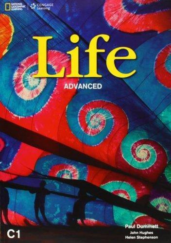 Life Advanced Student´s Book + DVD
