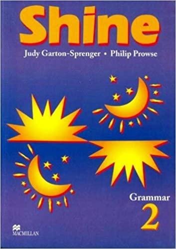 Shine 2 Grammar Student´s Book