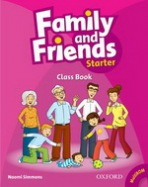 Family and Friends Starter Classbook