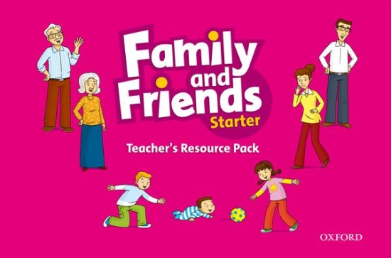Family and Friends Starter Teacher´s Resource Pack