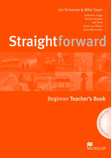 Straightforward Beginner Teachers Book and Resource Pack : 9781405075428