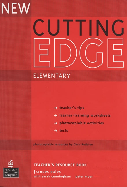 New Cutting Edge Elementary Teacher´s Book with Test Master CD-ROM : 9781405843485