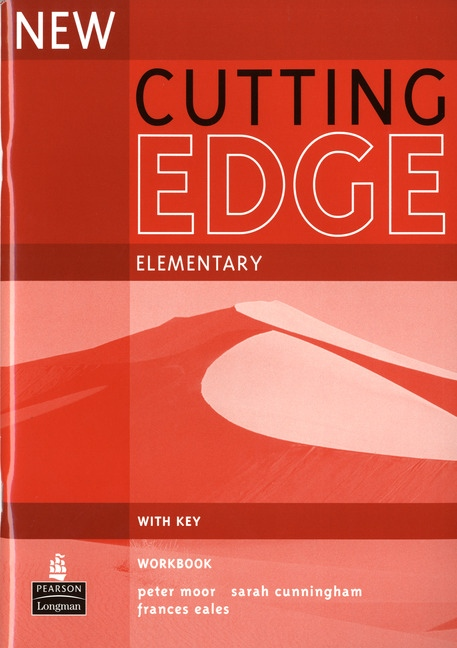 New Cutting Edge Elementary Workbook + Answer Key