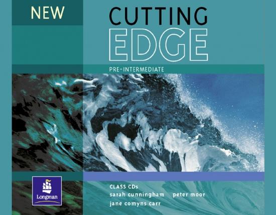 New Cutting Edge Pre-Intermediate Class Audio CD (2)