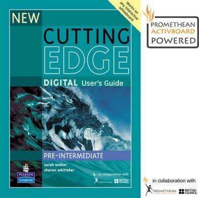 New Cutting Edge Pre-Intermediate Digital (Whiteboard Software) with User Guide