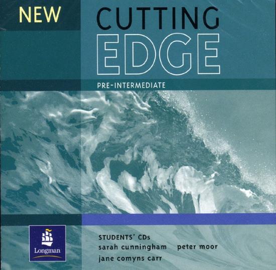 New Cutting Edge Pre-Intermediate Student´s CD
