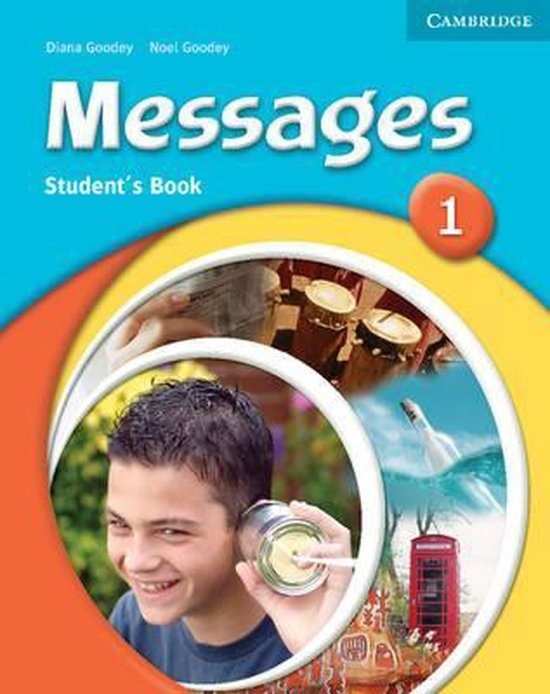 Messages 1 Student´s Book