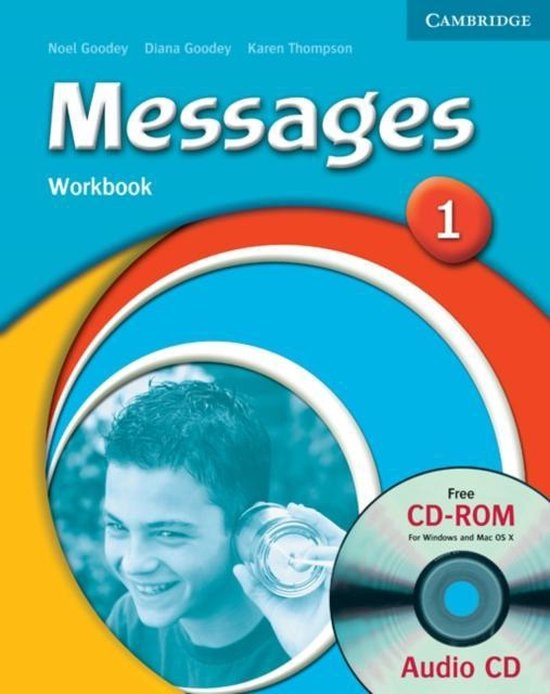 Messages 1 Workbook with Audio CD/CD-ROM : 9780521696739