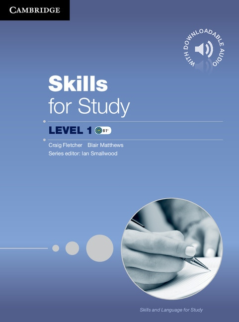 Skills for Study 1 (B1-B2) Student´s Book with Downloadable Audio