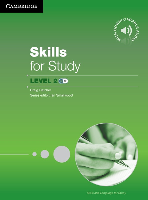 Skills for Study 2 (B2) Student´s Book with Downloadable Audio