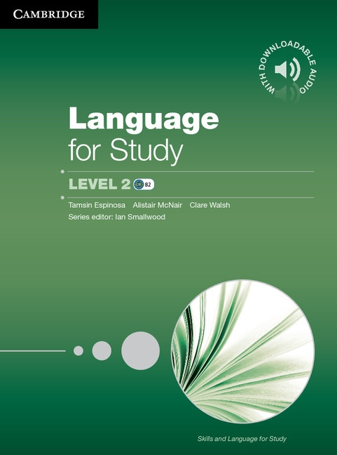 Language for Study 2 (B2) Student´s Book with Downloadable Audio