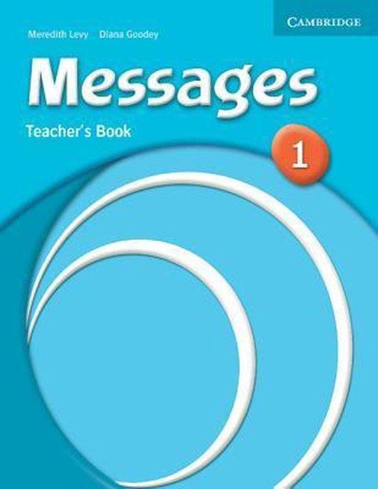 Messages 1 Teacher´s Book