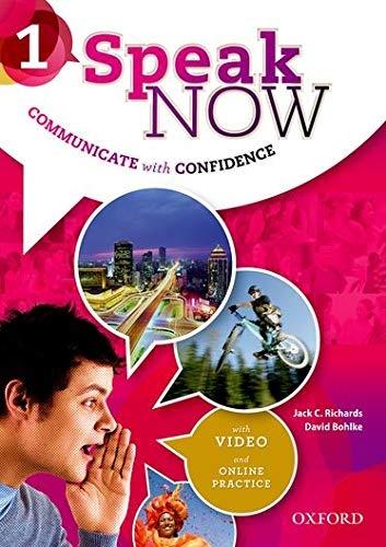 Speak Now 1 Student´s Book with Online Practice