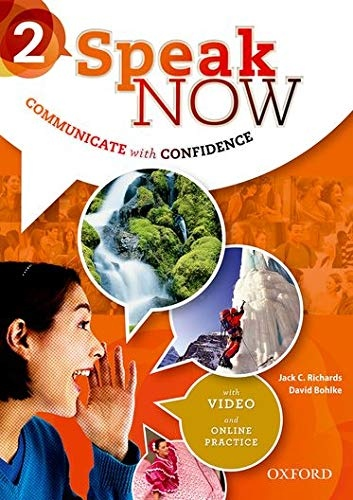 Speak Now 2 Student´s Book with Online Practice