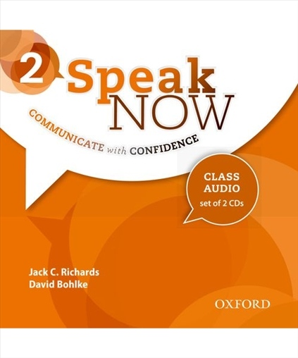 Speak Now 2 Class Audio CDs (2) : 9780194030137