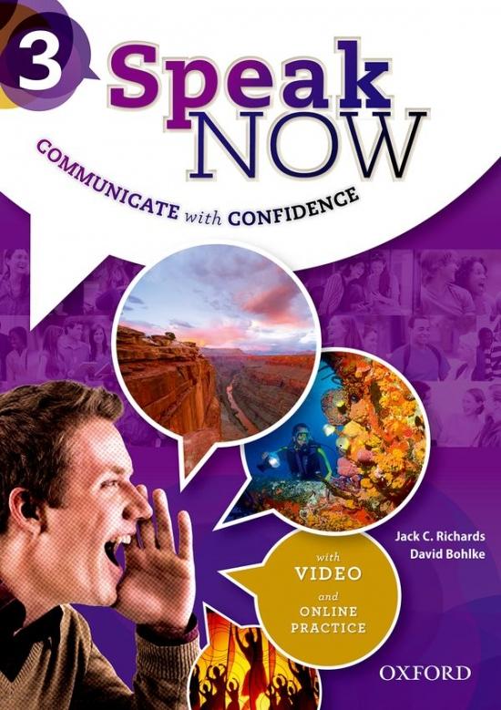 Speak Now 3 Student´s Book with Online Practice
