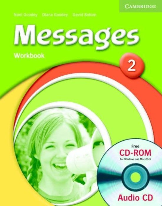 Messages 2 Workbook with Audio CD/CD-ROM : 9780521696746