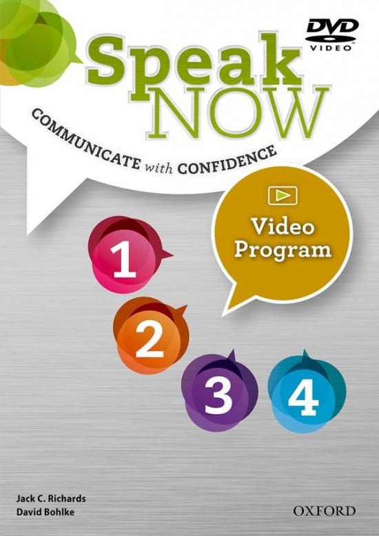 Speak Now DVD All Levels : 9780194030397