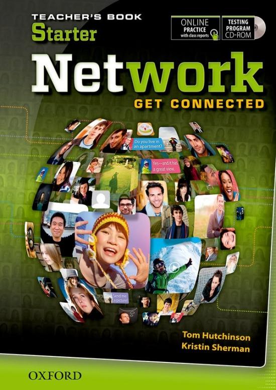 Network Starter Teacher´s Book : 9780194671880