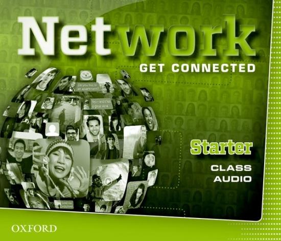 Network Starter Class Audio CDs (3)