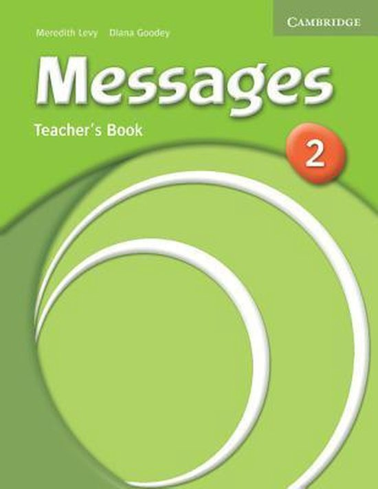 Messages 2 Teacher´s Book