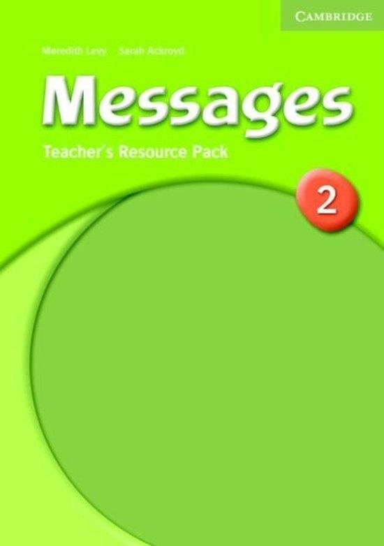 Messages 2 Teacher´s Resource Pack