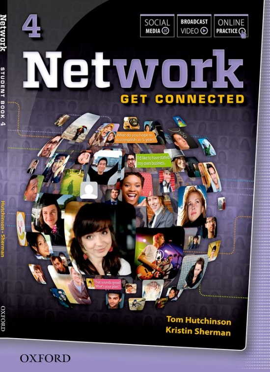 Network 4 Student´s Book with Access Card Pack