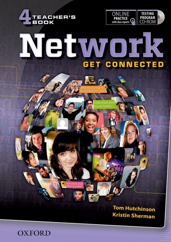 Network 4 Teacher´s Book