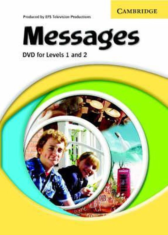 Messages Levels 1 and 2 Video DVD (PAL/NTSC) DVD with booklet : 9780521679978