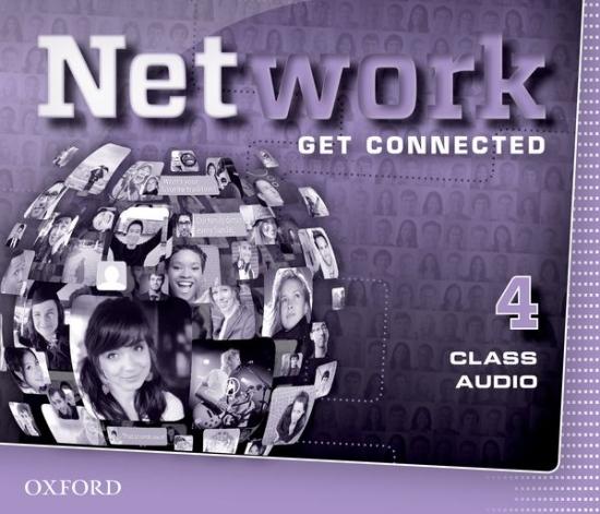 Network 4 Class Audio CDs (3)