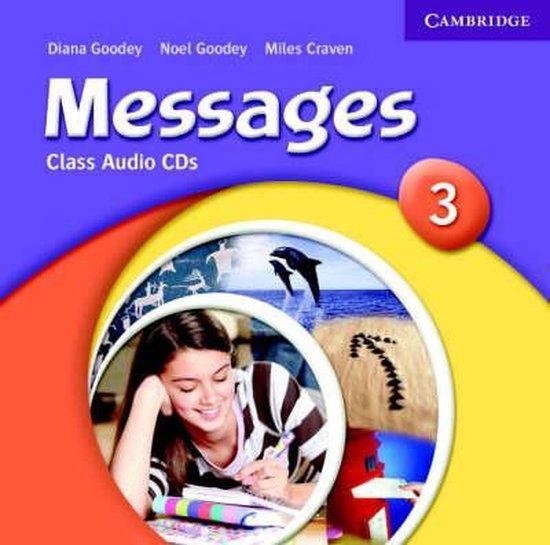 Messages 3 Class CDs
