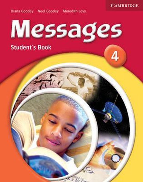 Messages 4 Student´s Book