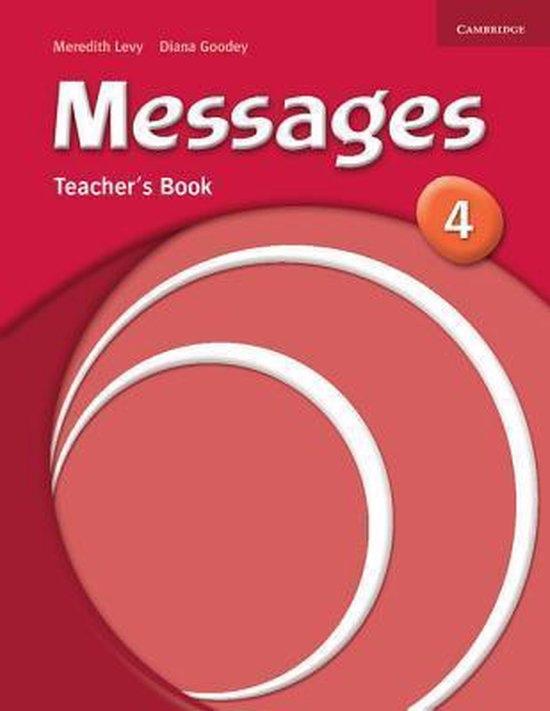 Messages 4 Teacher´s Book