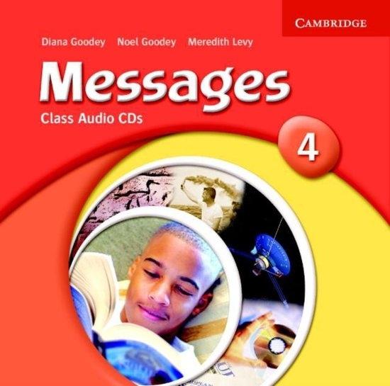 Messages 4 Class Audio CDs