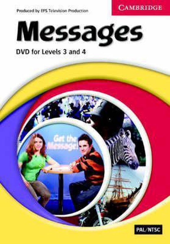 Messages Levels 3 and 4 DVD (PAL/NTSC) DVD with booklet