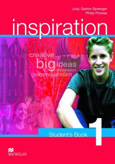 Inspiration 1 Beginner Student´s Book