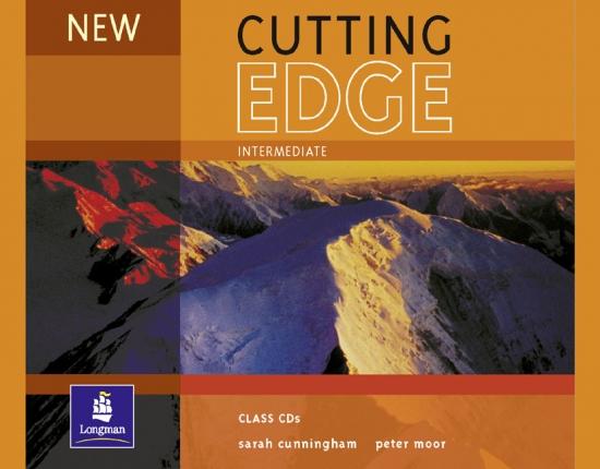 New Cutting Edge Intermediate Class Audio CD (2)
