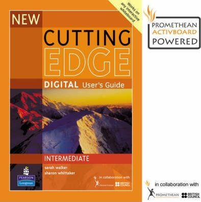 New Cutting Edge Intermediate Digital (Whiteboard Software) with User Guide