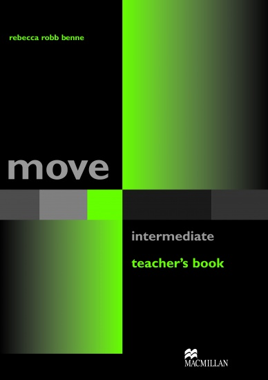 Move Intermediate Teacher´s Book : 9781405003292