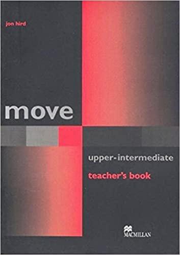 Move Upper-Intermediate Teacher´s Book : 9781405003421