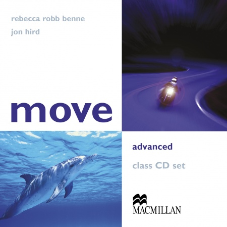 Move Advanced Class Audio CDs (2) : 9781405023016